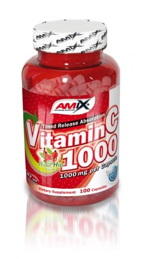 Vitamin C 1000mg 100cps. (Vitamin C 1000mg 100cps.)