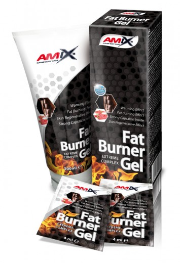 Fat Burner Gel Men 200ml (Fat Burner Gel Men 200ml)