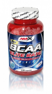 BCAA Elite Rate 120cps.