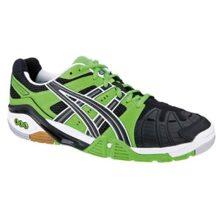 Asics gel cyber power zelená P228Y/8690